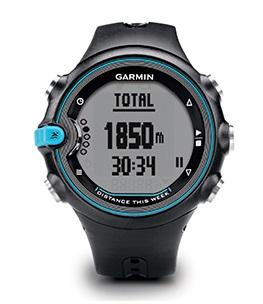 Sportovní hodinky GARMIN SWIM a USB ANT+ Sportovní hodinky, plavecké, krytý bazén, USB ANT+, černomodré 010-01004-00