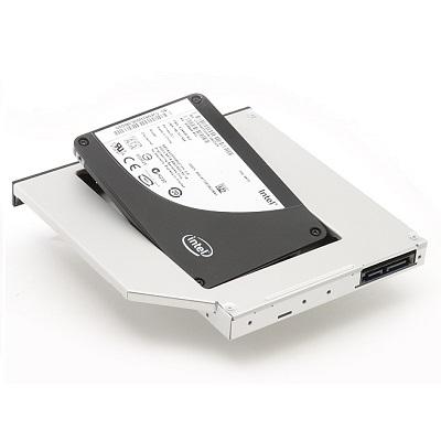 Rámeček pro sekundární HDD DELL Rámeček pro sekundární HDD do Media Bay šachty proLatitude, Inspiron, Vostro 2BU8Q
