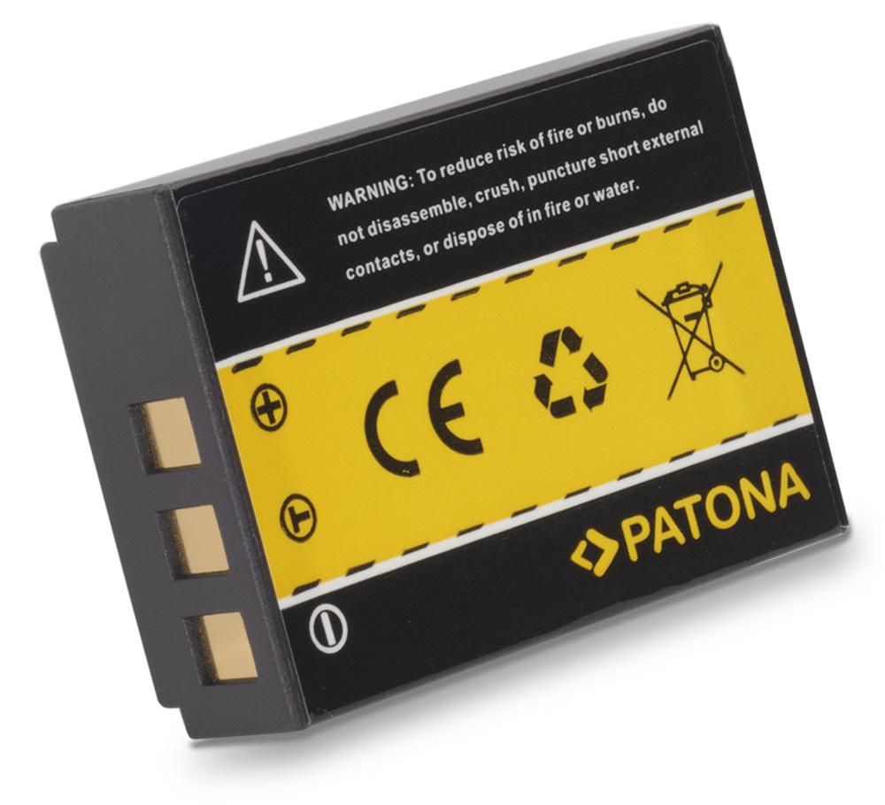 Baterie PATONA kompatibilní s Fuji NP-85 Baterie, pro fotoaparát, 1700mAh, 3,7V, Li-Ion PT1158