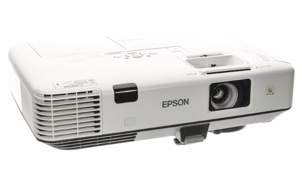 Projektor EPSON EB-1960 Projektor, Projektor, 3LCD, 5000 ANSI, 3000:1, HDMI, USB, Bílý V11H473040