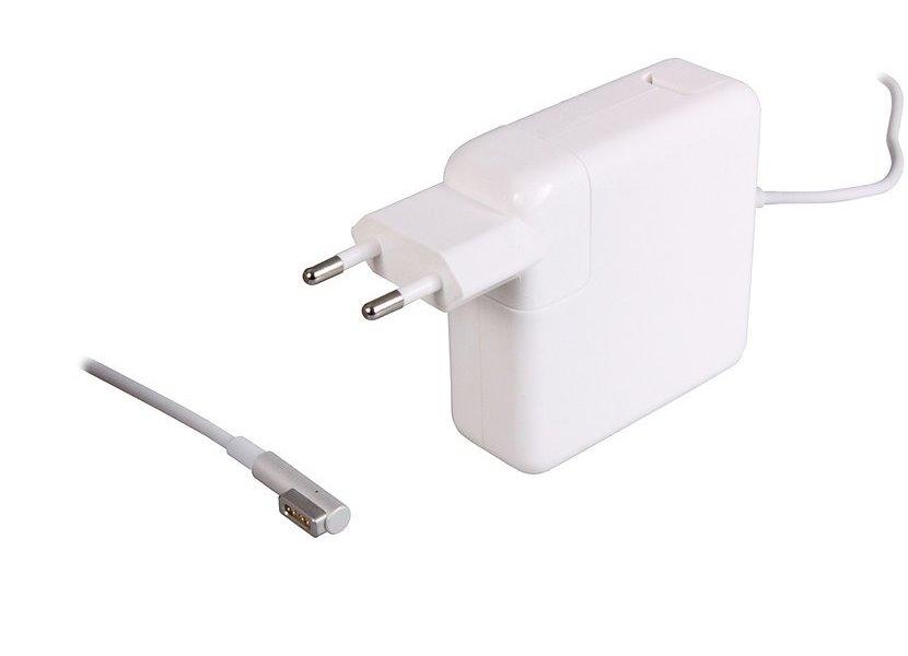 Napájecí adaptér PATONA pro Apple MacBook 60W Napájecí adaptér, pro notebooky Apple, 60W, 16.5V, 3.65A, Náhradní koncovka MacBook 5 pin PT2552