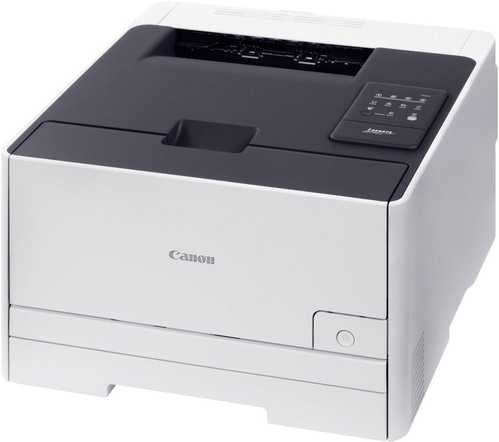 Laserová tiskárna Canon i-SENSYS LBP7100Cn Barevná laserová tiskárna, A4, 1200x1200, Barevná, USB, Síť, Bílá 6293B004