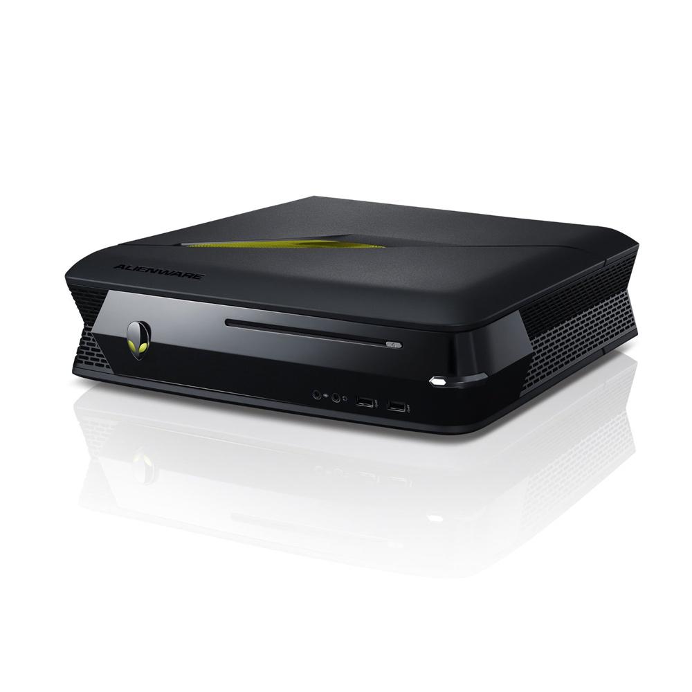 Počítač DELL Alienware X51 R2 Počítač, i7-4790K, 16GB, 2TB 7200, nVidia GTX 960 2GB, WiFi, BR-combo, W8.1 64-bit, 2YNBD on-site D3-X51-N2-712K