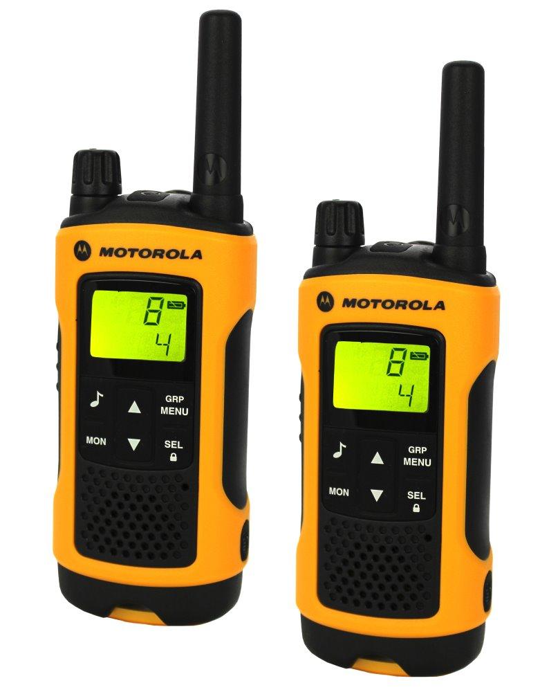 Vysílačka Motorola TLKR T80 Extreme, IPx4 Vysílačka, IPx4, 0,5 W, PMR 446, 2 ks P14MAA03A1BF