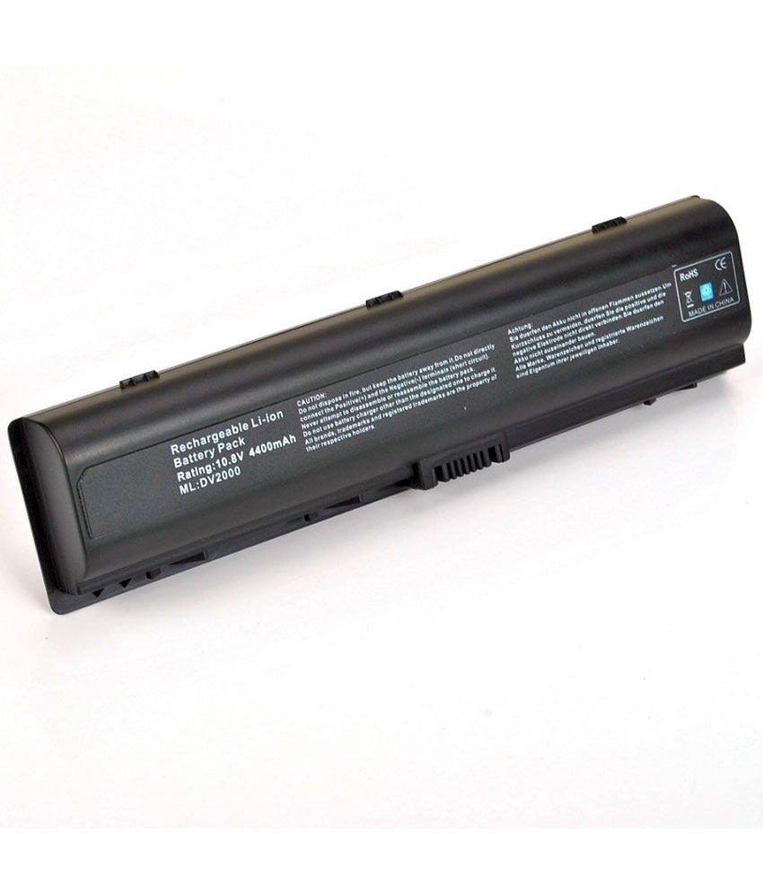 Baterie TRX pro HP 4400 mAh Baterie, 4400 mAh, pro notebooky HP Pavilion DV2000, DV6000, Compaq Presario C700, F500, F700, V3030, neoriginální TRX-HSTNN-IB42 L