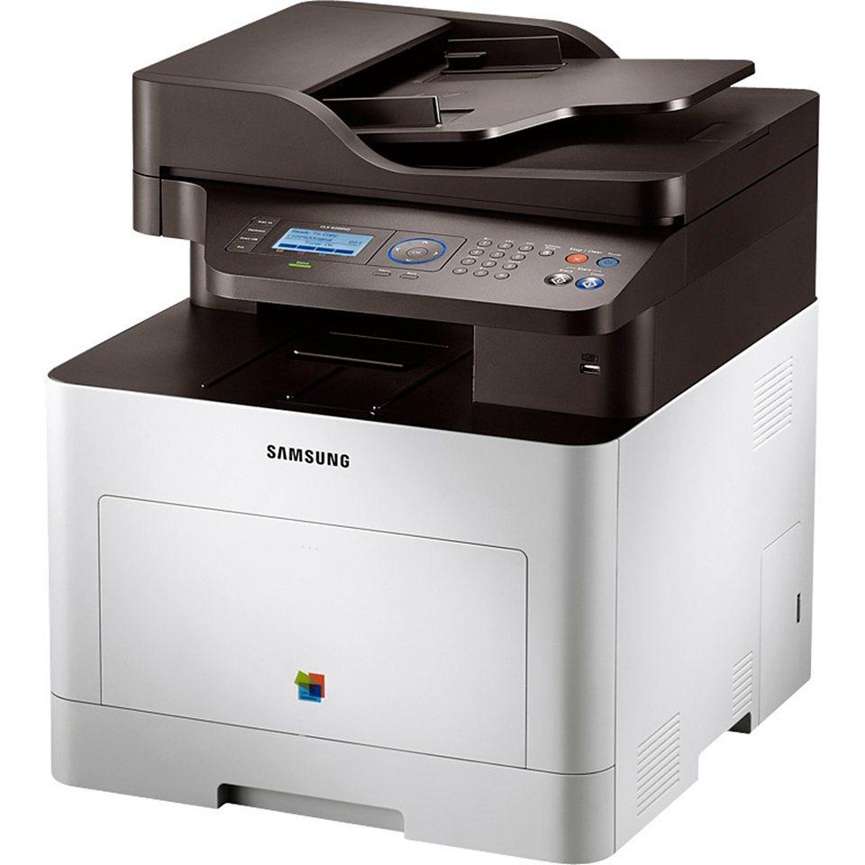 Multifunkční tiskárna SAMSUNG CLX-6260ND Barevná multifunkční laserová tiskárna, A4, 24ppm, 9600x600dpi, LCD displej, Duplex, USB, Síť CLX-6260ND/SEE