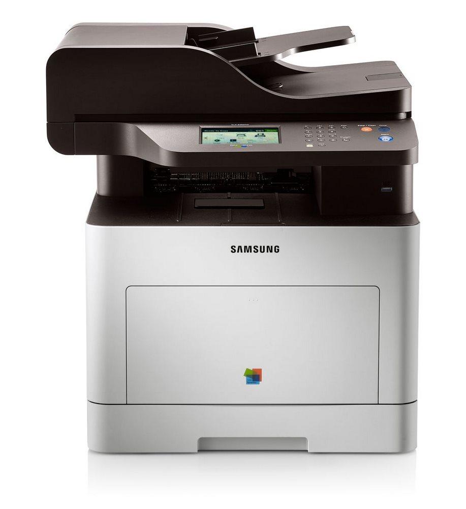 Multifunkční tiskárna SAMSUNG CLX-6260FW Barevná multifunkční laserová tiskárna, A4, 24pp, 9600x600dpi, 512MB, LCD displej, ADF, Duplex, Fax, Wi-Fi, Síť, USB CLX-6260FW/SEE