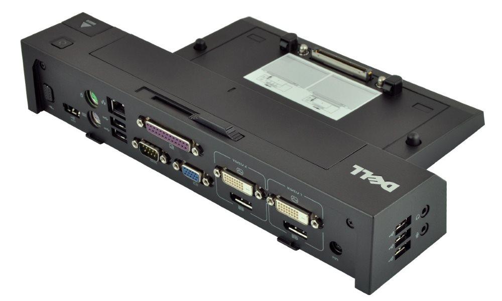 Dokovací stanice DELL Advanced E-Port II Dokovací stanice, rozšířená, 240 W AC adap., s nap. kabelem, pro Precision 452-11510
