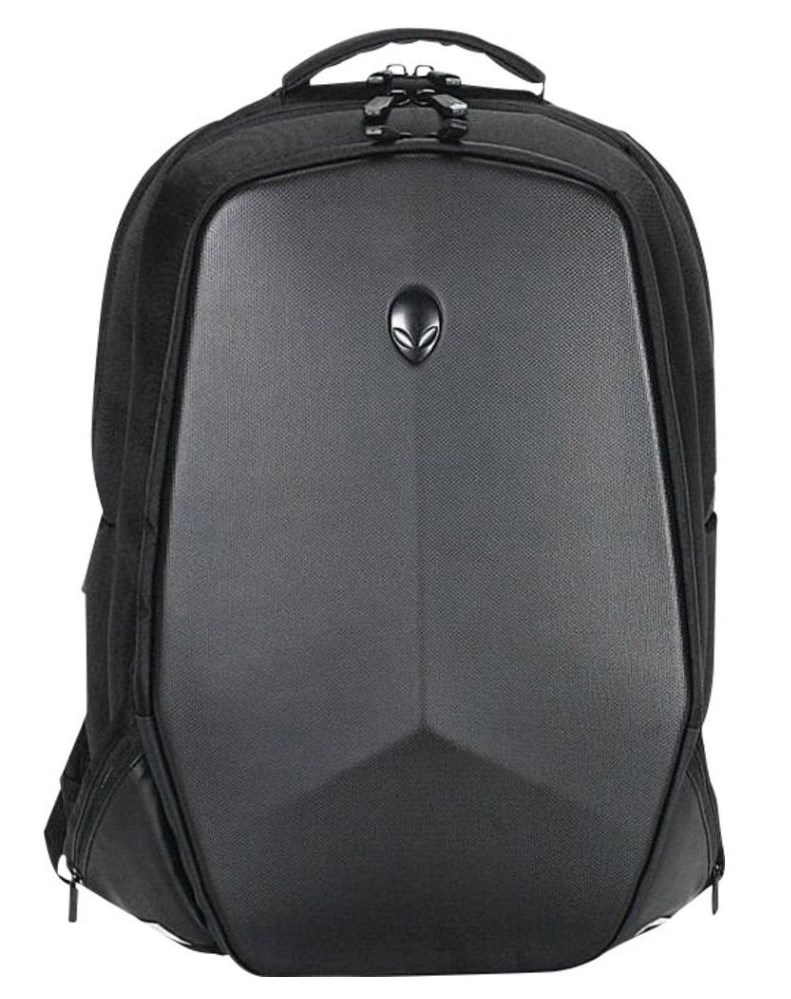 Batoh DELL AlienWare Vindicator Batoh, pro notebook, až 17.3, černý 460-BBKH