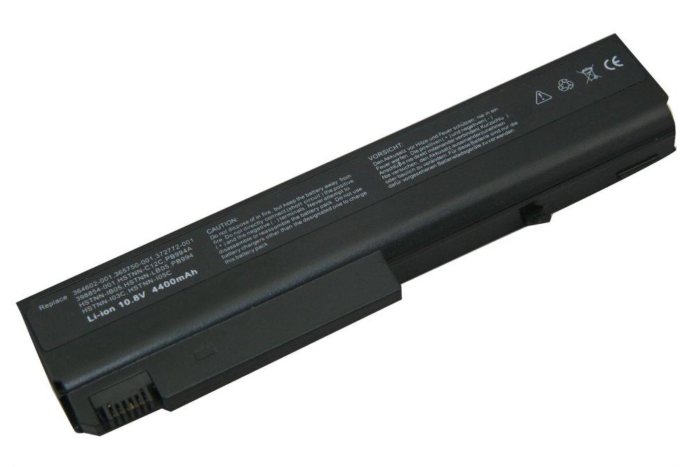 Baterie TRX HSTNN-IB18 pro HP Baterie, pro notebooky HP, 4400 mAh, NC6200, NX5100, NC6120, NC6510, NC6710b, NC6715b, NC6910p, NC6115, NX6300 TRX-HSTNN-IB18