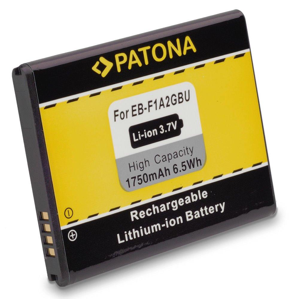 Baterie PATONA pro Samsung 1750mAh Baterie, pro mobilní telefon, EB-F1A2GBU, EBF1A2GBU, 1750mAh, 3.7V, Li-Ion, Samsung i9050, i9100 Galaxy S2, i9108, i9100, i9103 Galaxy R, i9105 Galaxy