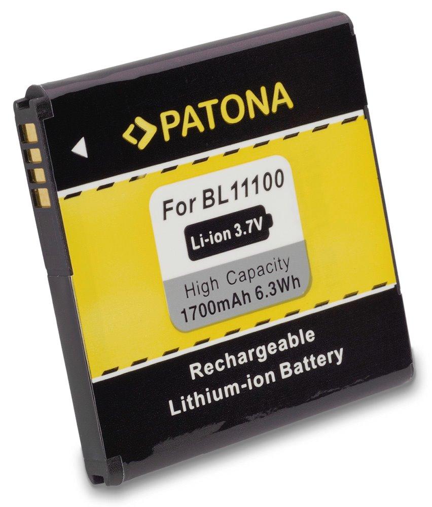 Baterie PATONA kompatibilní s HTC BA-S800 1700mAh Baterie, pro mobilní telefon, BA-S800, BAS800, BL11100, 1700mAh, 3.7V, Li-Ion, HTC BA-S800, T328d, HTC Desire X T328e, T328t, Desire V T328, T328w PT3009