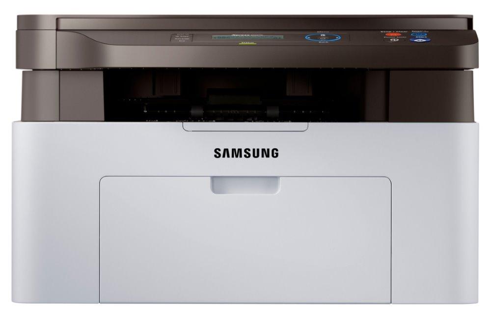 Multifunkční tiskárna SAMSUNG SL-M2070 Tiskárna, multifunkční, černobílá, laserová, A4, 20ppm, 1200x1200dpi, 128MB, copy+scan+print, GDI, LCD displej, USB SL-M2070/SEE