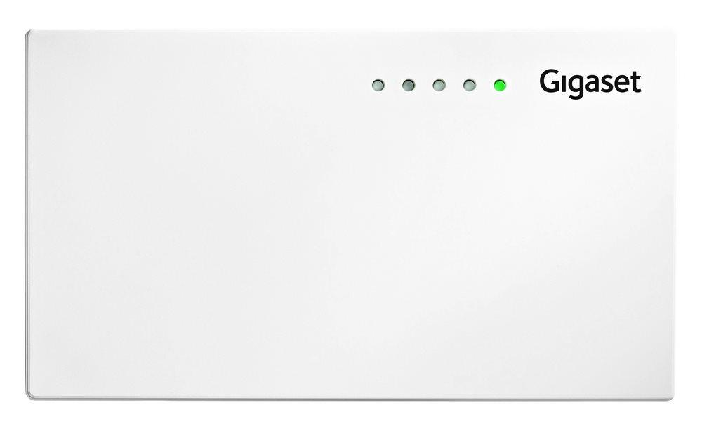 Základna Siemens Gigaset N720 Základna, až 20 buněk, 100 sluchátek, IP DECT GIGASET-N720-IP-PRO