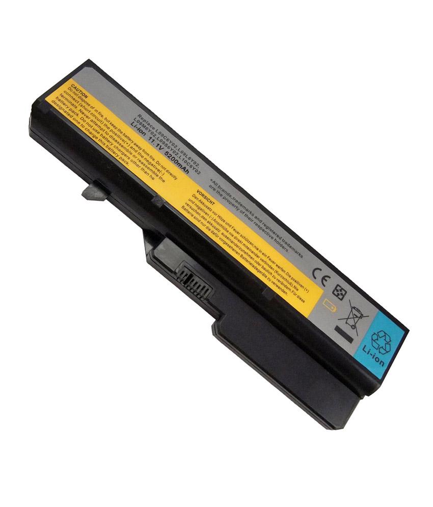 Baterie TRX pro Lenovo IBM 5200 mAh Baterie, 5200 mAh, pro notebooky Lenovo-IBM G465, G565, V360, Z460, Z560, Z565, neoriginální TRX-57Y6454