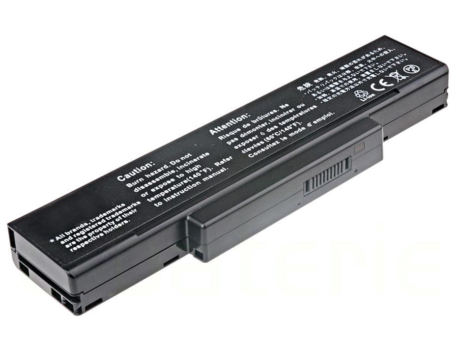 Baterie TRX pro MSI 4800 mAh Baterie, 4800 mAh, pro notebooky MSI, neoriginální TRX-BTY-M66