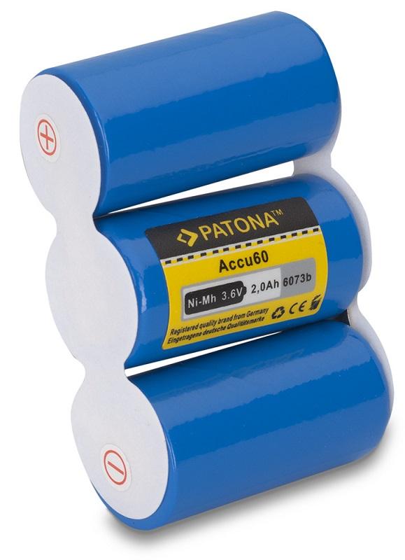 Baterie PATONA pro Gardena Baterie, pro Gardena, 3,6V, 2000 mAh, Ni-MH PT6073