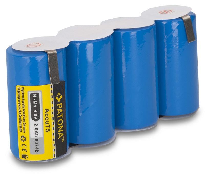 Baterie PATONA pro Gardena Baterie, pro Gardena, 4,8V, 2000 mAh, Ni-MH PT6074