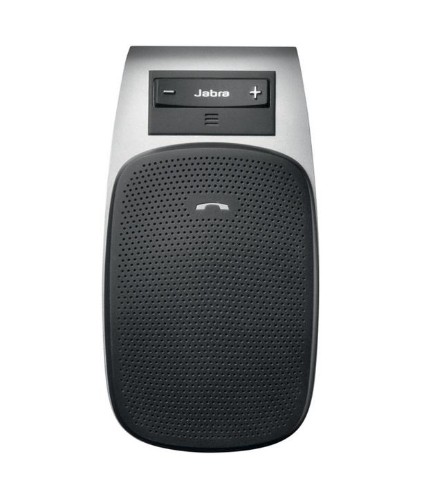 Handsfree JABRA DRIVE Handsfree, bezdrátové, bluetooth, DSP s automatickou regulací hlasitosti, montáž na sluneční clonu, černý 100-49000000-60