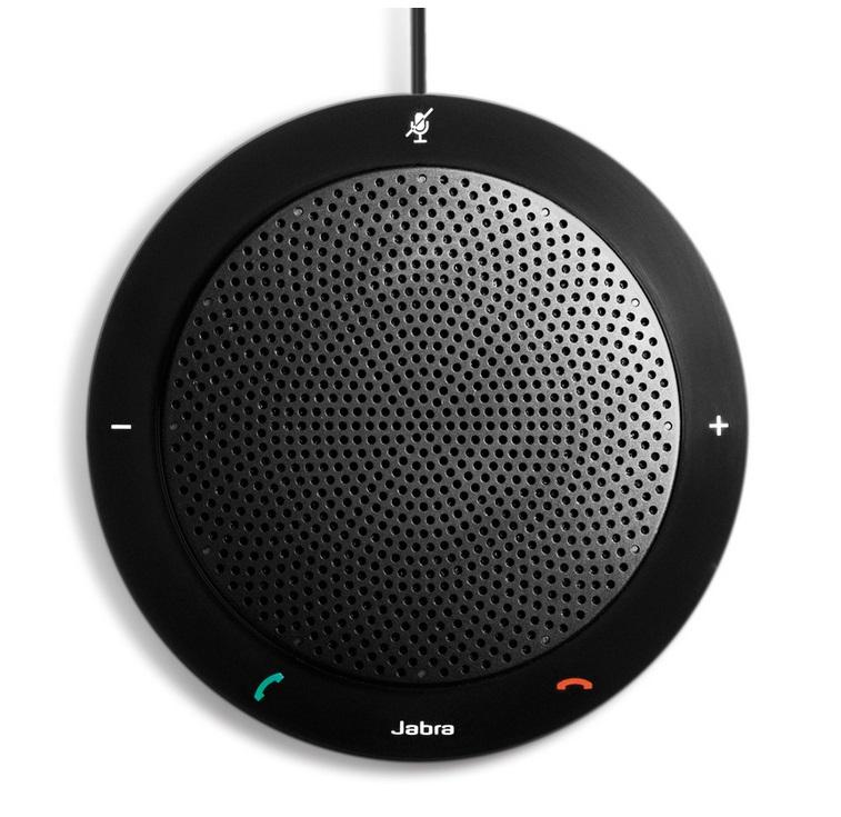 Mikrofon JABRA Speak 410 Mikrofon, přenosný, USB OTG, UC komunikace, podpora Jabra PC Suite 100-43000000-40