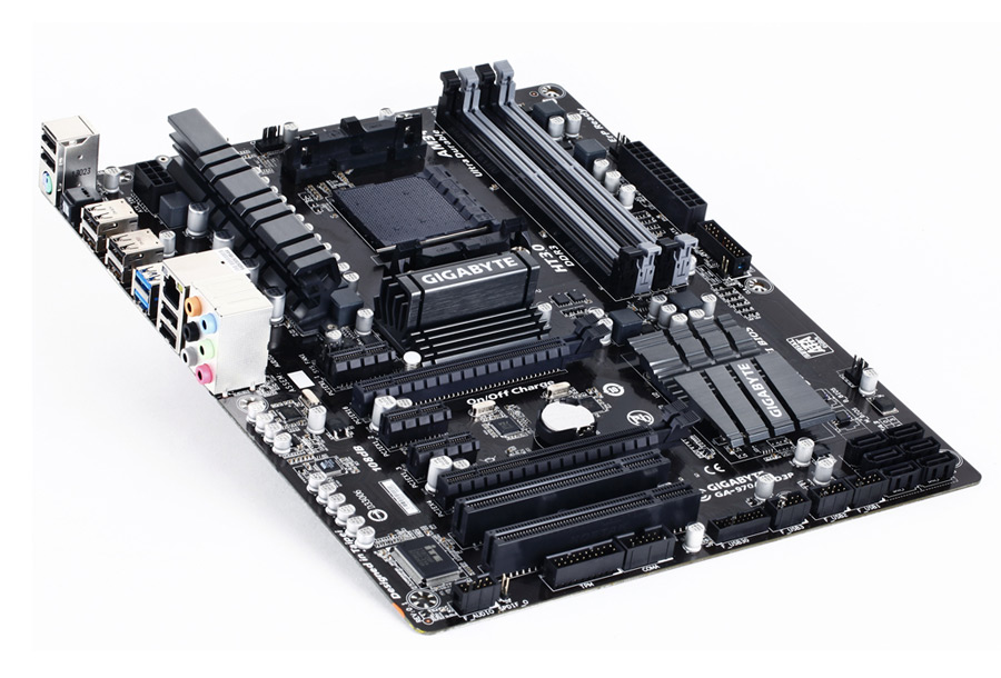 Základní deska GIGABYTE 970A-UD3P Základní deska, AMD 970, AM3+, 4xDDR3 1866MHz, ATX GA-970A-UD3P