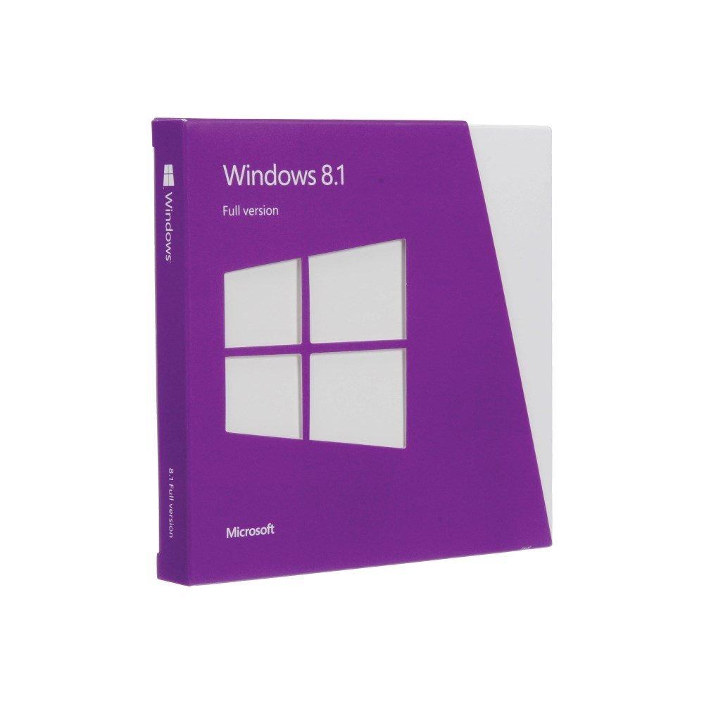 Operační systém MS Windows 8.1 64-bit Operační systém, 64-bit, slovenský, OEM WN7-00597