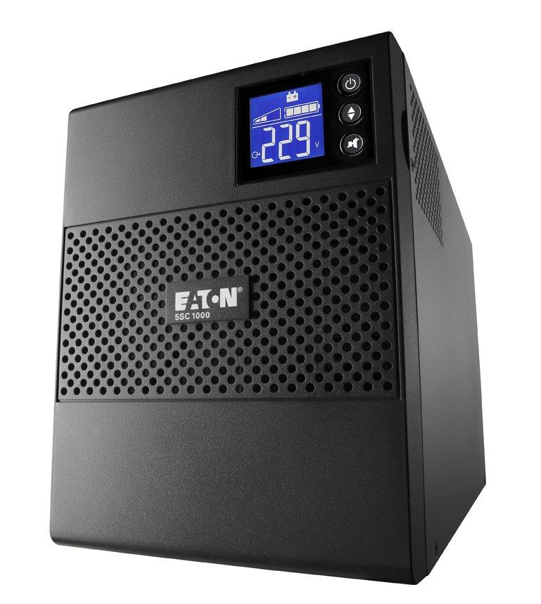 Záložní zdroj UPS EATON 5SC 1000i Záložní zdroj UPS, 1000 VA, 1/1 fáze, tower 5SC1000i