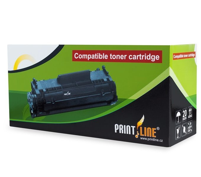 PRINTLINE kompatibilní toner s Epson C13S050611 /  pro C1700, CX17  / 1.400 stran, Yellow