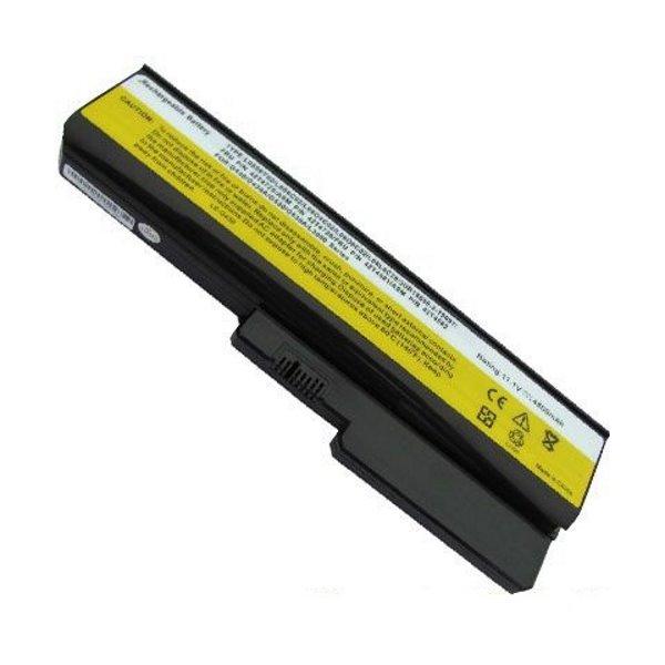Baterie TRX pro Lenovo IBM 5200 mAh Baterie, 5200 mAh, pro notebooky Lenovo-IBM 3000, B460, B550, G430, G450, G455, G530, G550, N500, Z360, neoriginální TRX-42T4586