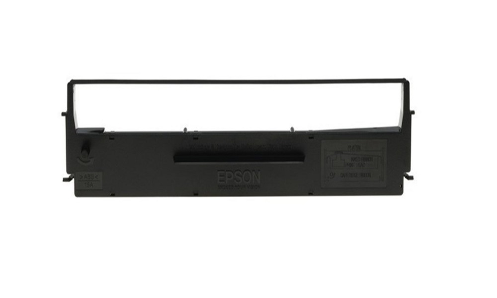 Páska EPSON C13S015633 Páska, pro jehličkové tiskárny Epson LQ-300, LQ-350, černá, originální C13S015633