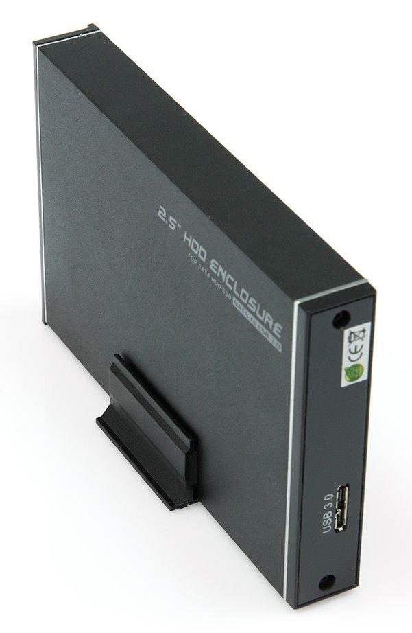 """Box na disk CHIEFTEC CEB-7025S Box na disk, externí, pro 2,5"""" HDD SATA, USB3.0, hliníkový"""