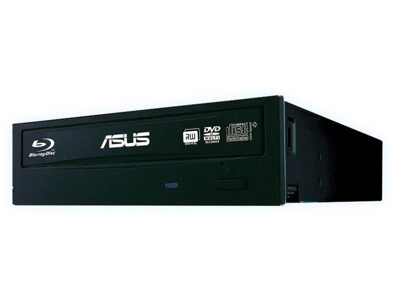 Blu-ray mechanika ASUS BLU-RAY BW-16D1HT Blu-ray mechanika, interní, černá, SATA, bulk 90DD01E0-B30000