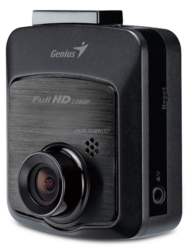 Digitální kamera do auta Genius DVR-FHD650 Digitální kamera, do auta, Full HD, 127 wide, SHDR, G-sensor 32300111101