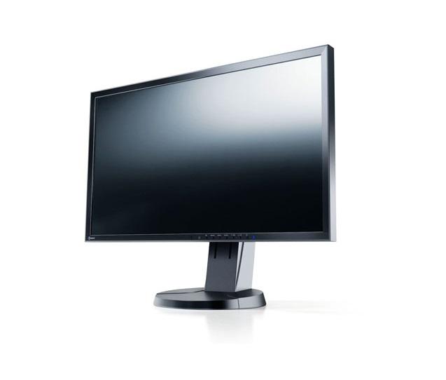 LED monitor EIZO EV2436WFS3-BK 24 LED monitor, IPS-LED, 1920x1200, 6ms, K=1000:1, 3-300cd,m2, DVI-D, DSUB15, 8-bit DP, 2xUSB, černá EV2436WFS3-BK