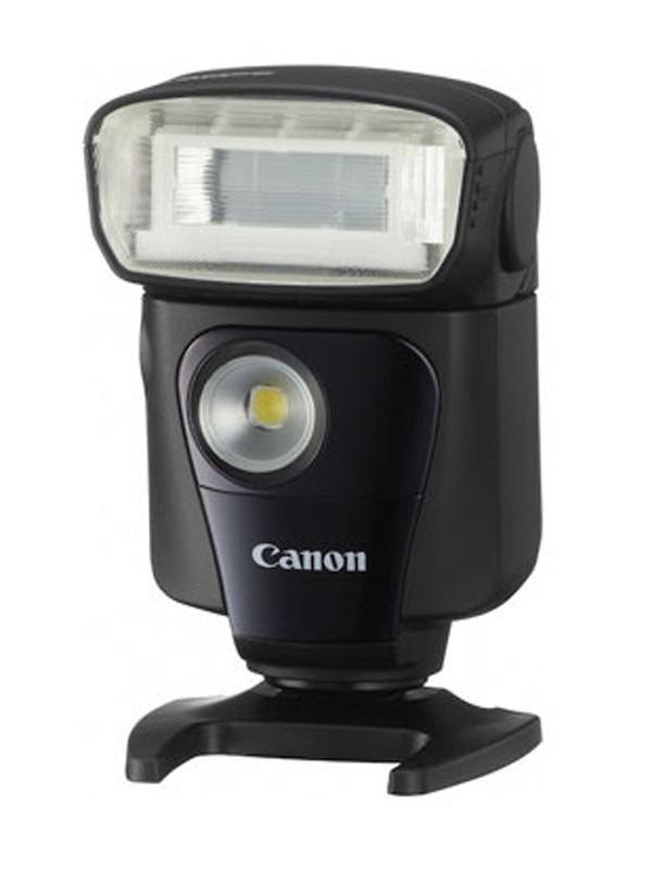 Blesk Canon SpeedLite 320EX Blesk, TTL, LED diodové světlo 5246B008AA