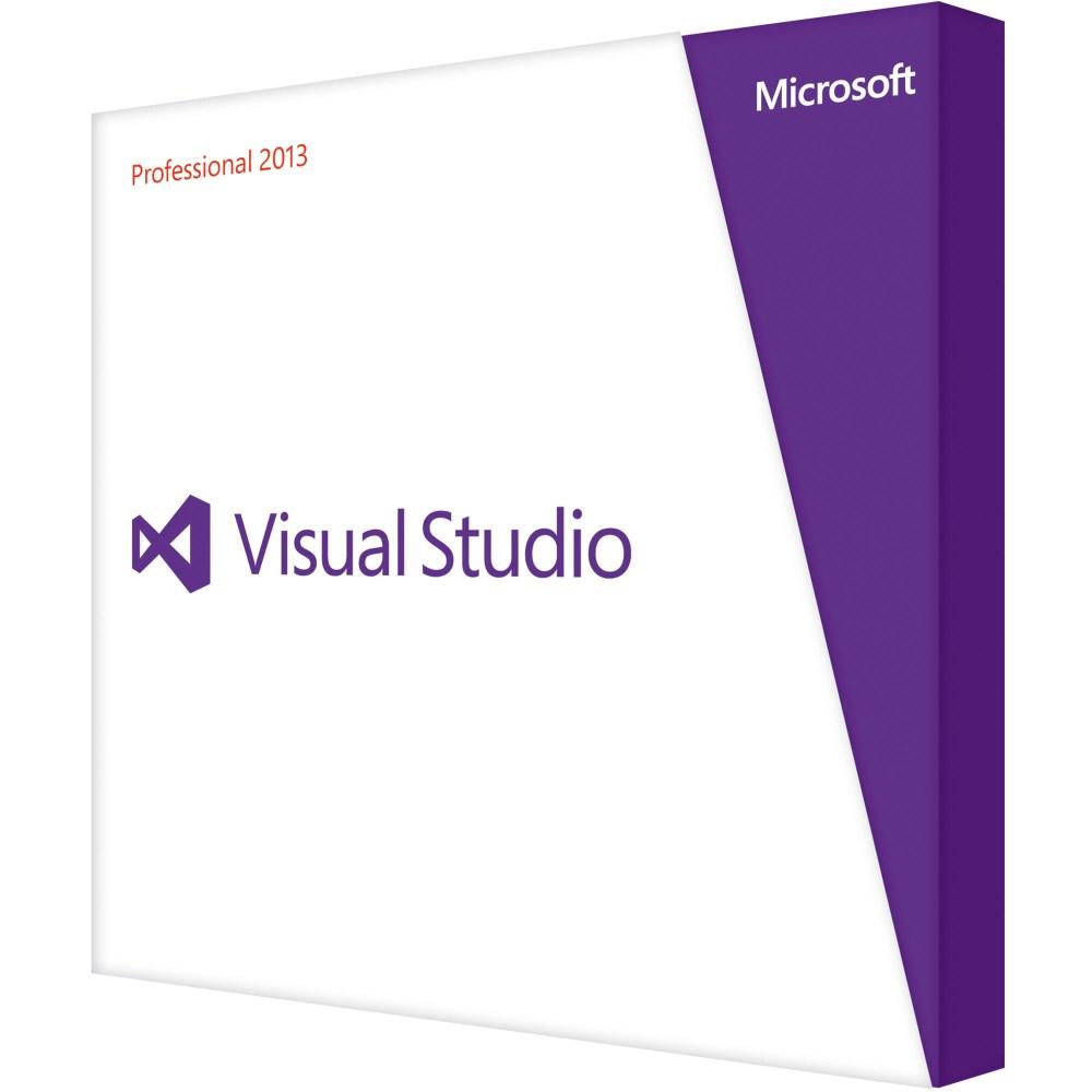 Kancelářský software MS Visual Studio Pro with MSD Kancelářský software, prodloužení o 24 měsíců. MSDN ALNG SA OLP NL renewal 77D-00095