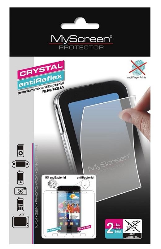 Ochranná fólie MyScreen Protector pro GALAXI CORE Ochranná fólie, kompatibilní se SAMSUNG GALAXY SAMSUNG GALAXY CORE, 2ks NFOLSAGACORE