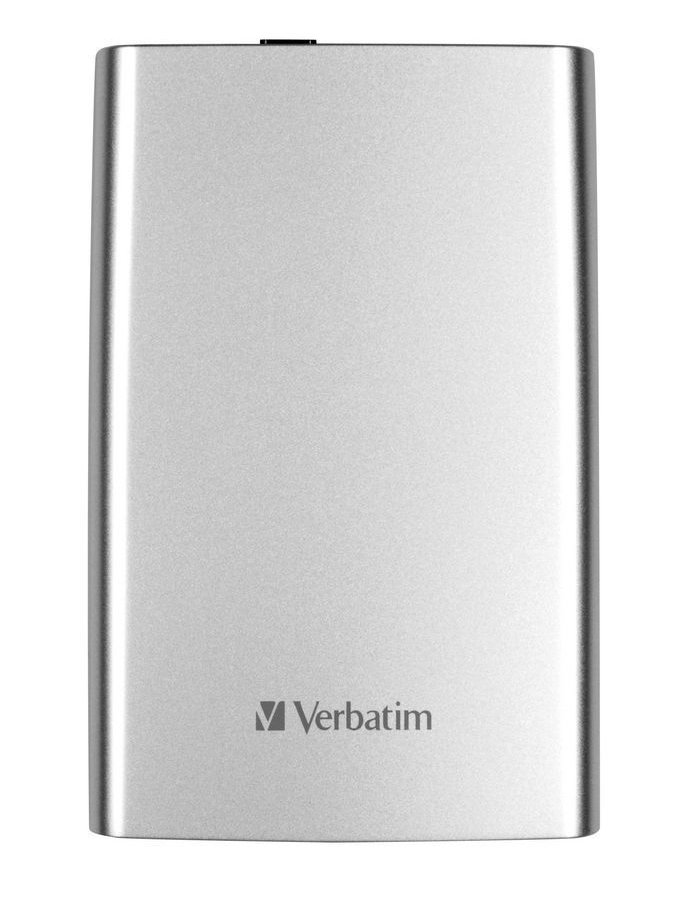 Pevný disk Store 039n039 Go Verbatim 1 TB Pevný disk, externí, 2,5, 5400RPM, USB 3.0, stříbrný 53071