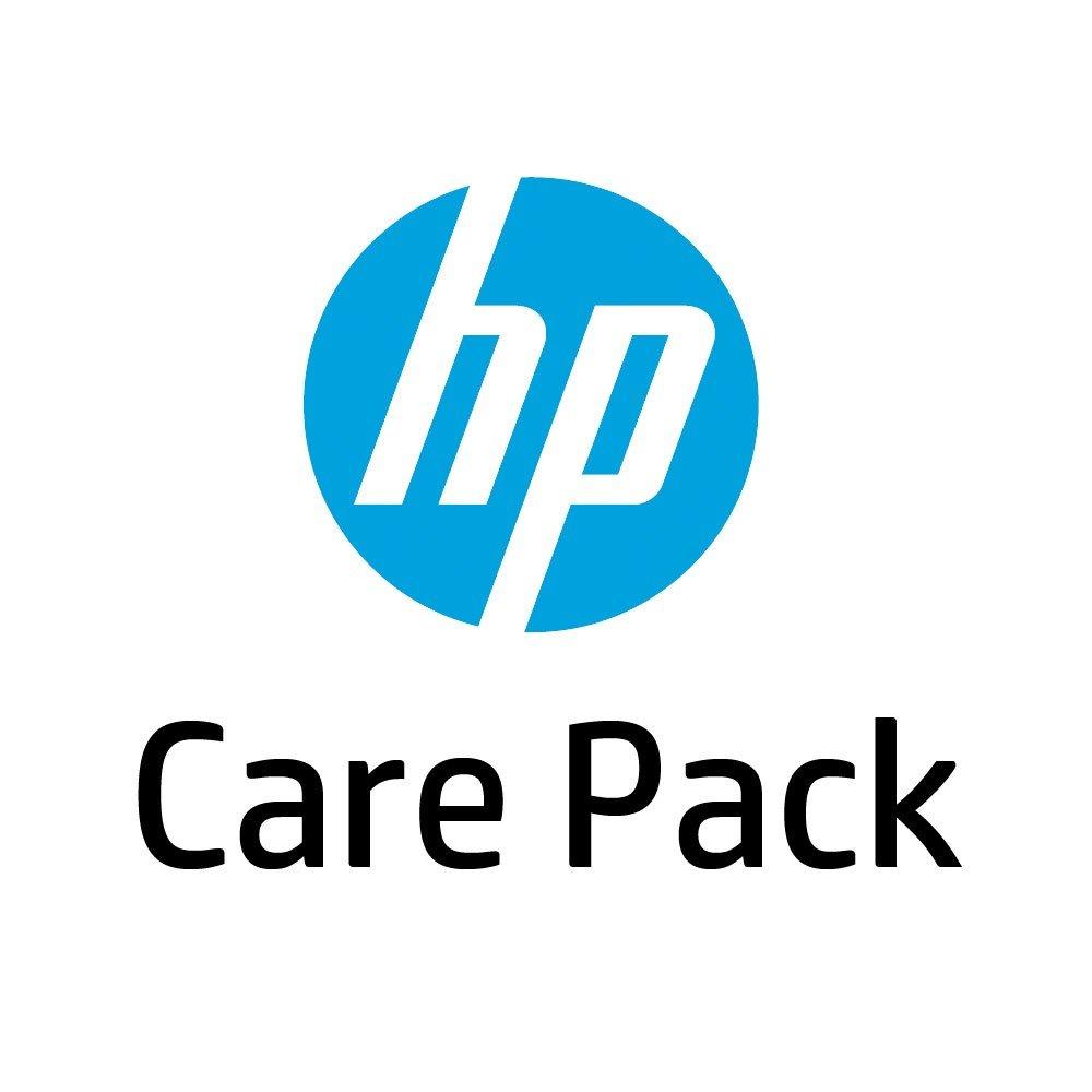 Záruka HP pro skener - 3 roky NBD Záruka, 3 roky, oprava výměnou následující pracovní den, pro skener HP Scanjet 7800 UH370E