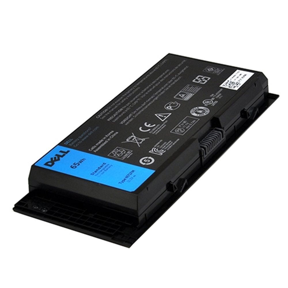Baterie pro notebooky Dell Precision M4800 65 Wh Baterie, 6-článková, 65 Wh, pro Precision M4800 451-BBGN
