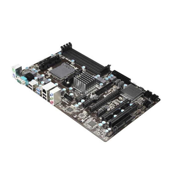 Základní deska ASRock 980DE3/U3 S3 Základní deska, AMD760G, AM3+, DDR3 1866 OC, ATX 980DE3/U3S3
