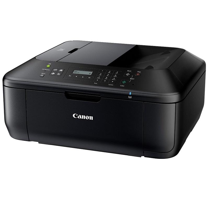 Multifunkční tiskárna Canon PIXMA MX475 Barevná multifunkční inkoustová tiskárna, A4, 4800x2400, LCD, Fax, ADF, Wi-Fi, USB 8749B009AA