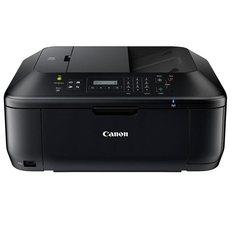 Multifunkční tiskárna Canon PIXMA MX535 Barevná multifunkční inkoustová tiskárna, A4, 4800x2400, LCD, ADF, Fax, Duplex, Wi-Fi, USB 8750B009AA
