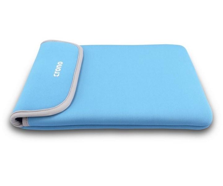 Pouzdro CRONO Pouzdro, na tablet, do 10,1, neoprenové, modré CB10045