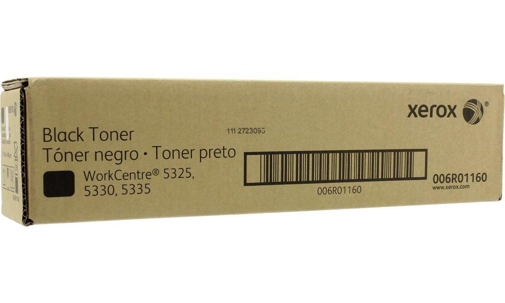 Toner Xerox 006R01160 černý Toner, originální, pro Xerox WorkCentre 5300, 30000 stran, černý 006R01160