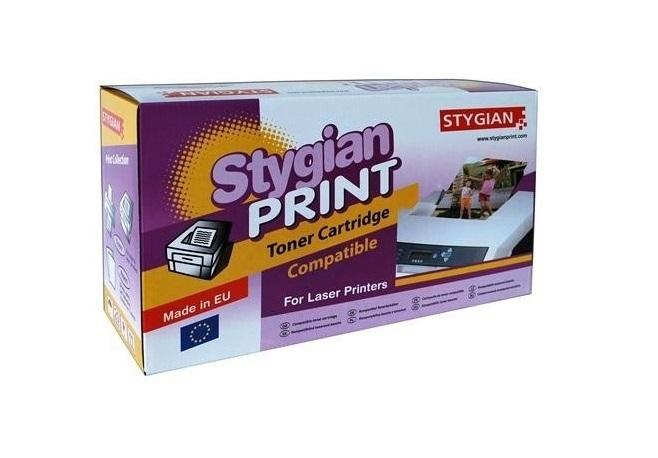 Toner Stygian za HP 130A (CF352A) žlutý Toner, kompatibilní s HP 130A (CF352A), pro HP LaserJet M177, M176, 1000 stran, žlutý