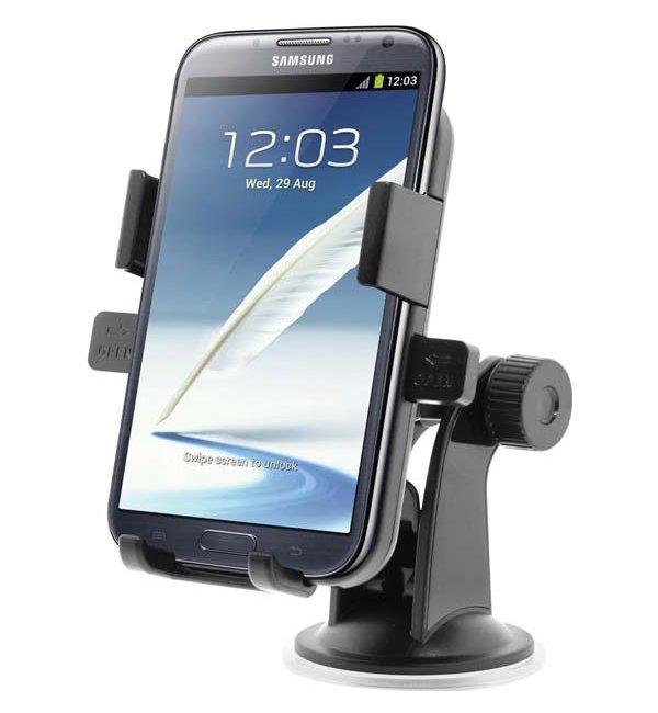 """Držák pro telefony ppyple DASH-AUTO5 Držák, univerzální, pro telefony, do auta, pro 4"""" - 6"""", na sklo a palubní desku"""