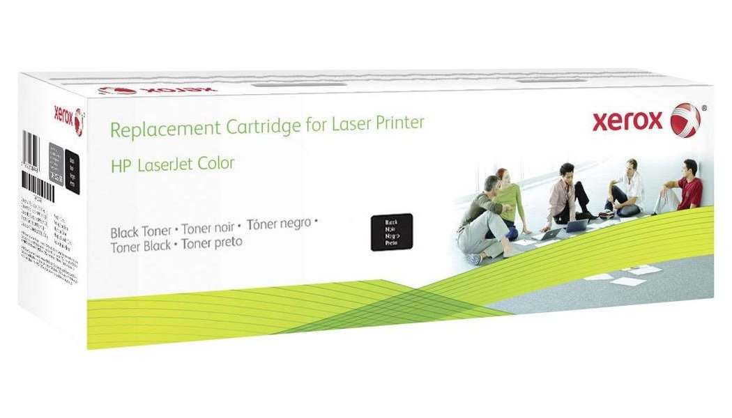 Toner Xerox renovace HP CE270A černý Toner pro HP Color LaserJet Enterprise CP5525dn , CP5525n , M750dn, M750n, 13500 stran 498L00549