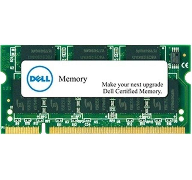 Operační paměť DELL 8 GB DDR3 1600 MHz Operační paměť, do notebooku Dell Latitude E5440, E5540, E6440, E6540, E7240, E7440, Vostro 5470, 1600 MHz, SO-DIMM/ originál SNPN2M64C/8G