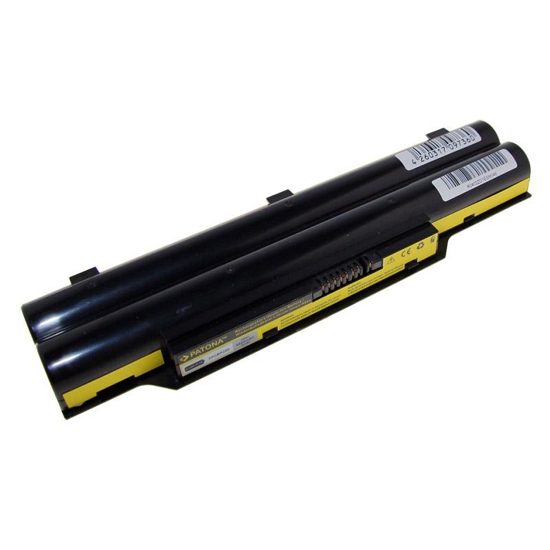 Baterie Patona pro FUJITSU-SIEMENS Lifebook Baterie, pro notebook Fujitsu-Siemens Lifebook A530, 4400 mAh, Li-Ion, 11,1 V, 6-cell PT2315